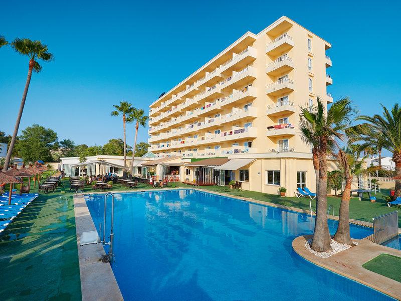 Hotel Grupotel Amapola Bucht Von Alcudia Gunstige Angebote