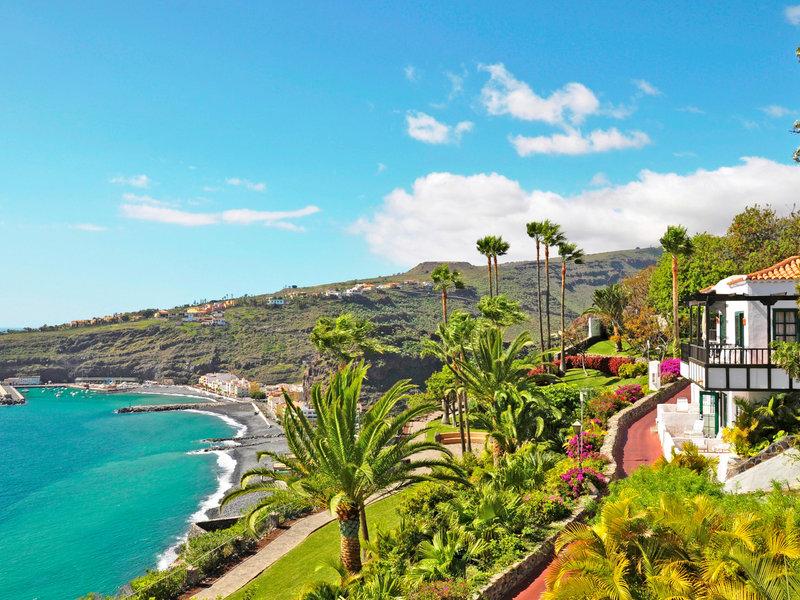 ▷ Hotel Jardin Tecina, Playa de Santiago » günstige Angebote buchen ...