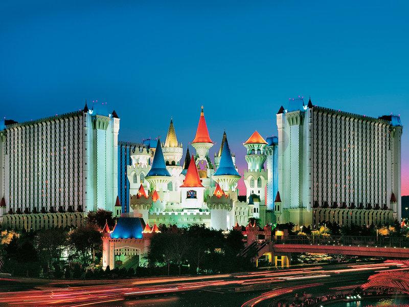 Excalibur Hotel Casino Las Vegas Gunstige Angebote Buchen