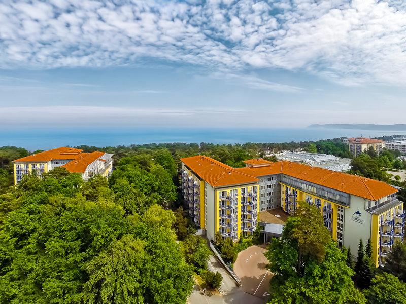Insel Rügen, IFA Rügen Hotel Ferienpark vom 2016-10-08 bis 2016-10-15, für 476,- Euro p.P.