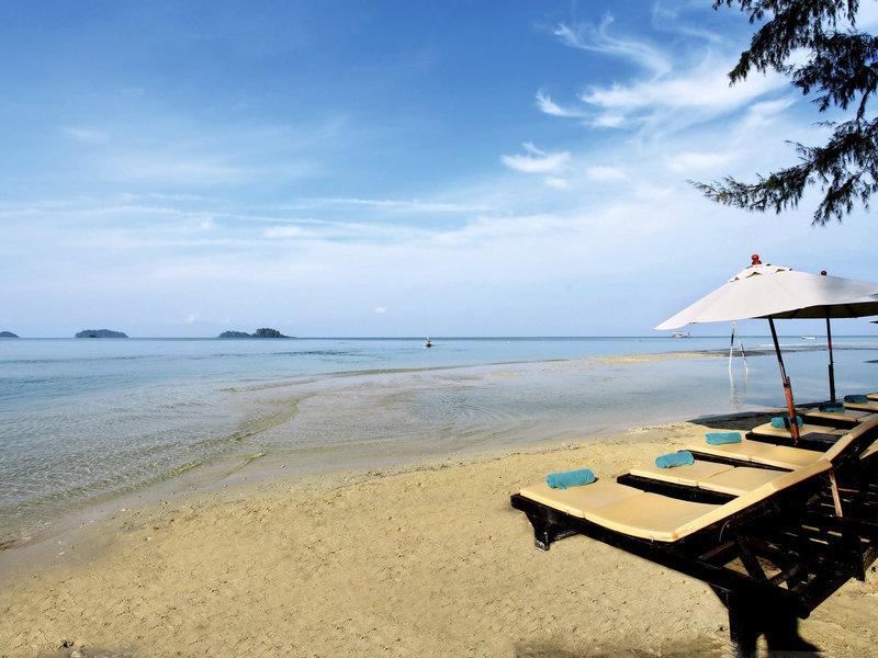 Zentralthail., Centara Koh Chang Tropicana Resort vom 2016-10-05 bis 2016-10-13, für 985,- Euro p.P.