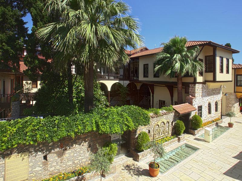 Antalya & Belek, Hotel Alp Pasa vom 2016-06-03 bis 2016-06-10, für 325,- Euro p.P.