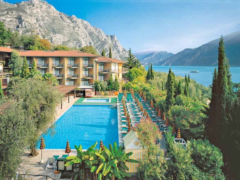 Limone sul Garda, Hotel Leonardo da Vinci vom 2016-09-09 bis 2016-09-10, für 63,- Euro p.P.