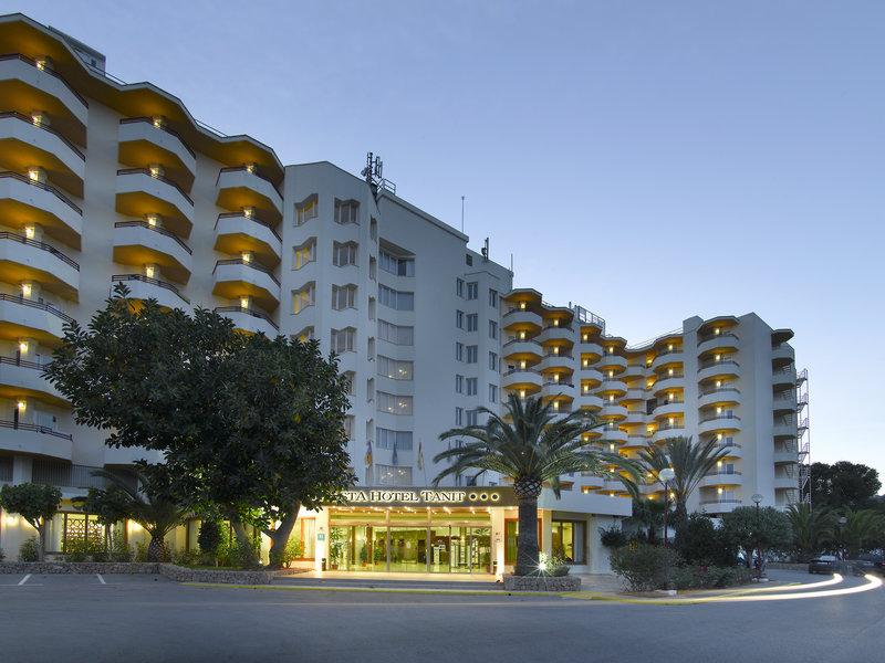 Ibiza, Fiesta Hotel Tanit vom 2016-05-04 bis 2016-05-11, für 404.94,- Euro p.P.