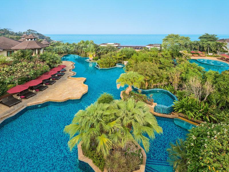 Bangkok, InterContinental Pattaya Resort vom 2016-09-04 bis 2016-09-12, für 1024.02,- Euro p.P.