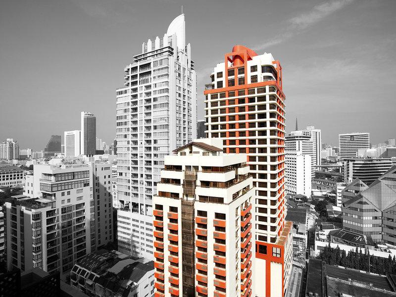 Bangkok, Bandara Suites Silom vom 2016-09-26 bis 2016-10-04, für 717,- Euro p.P.