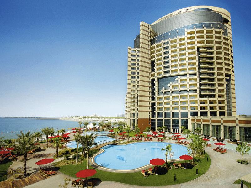 Abu Dhabi, Khalidiya Palace Rayhaan by Rotana vom 2016-08-10 bis 2016-08-17, für 698,- Euro p.P.