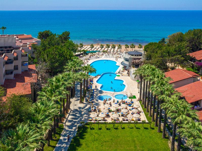 Türkische Riviera, Hotel Melas Holiday Village vom 2016-07-03 bis 2016-07-10, für 497,- Euro p.P.