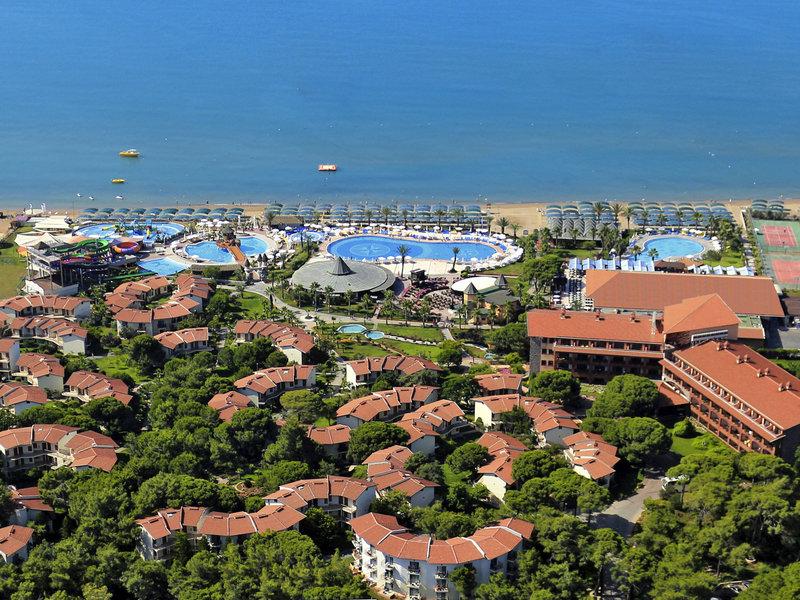 Türkische Riviera, Papillon Belvil Holiday Village and Hotel vom 2016-09-20 bis 2016-09-27, für 571,- Euro p.P.