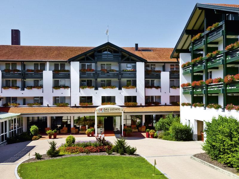 Bayern, Fit.Vital.Aktiv.Hotel Das Ludwig vom 2016-09-11 bis 2016-09-12, für 88,- Euro p.P.