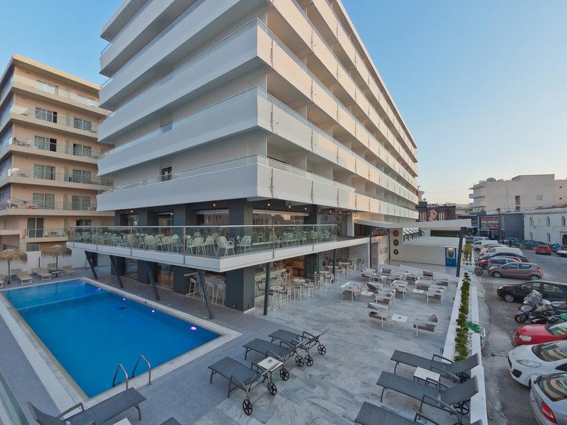 Rhodos, Alexia Premier City Hotel vom 2016-05-12 bis 2016-05-19, für 306,- Euro p.P.