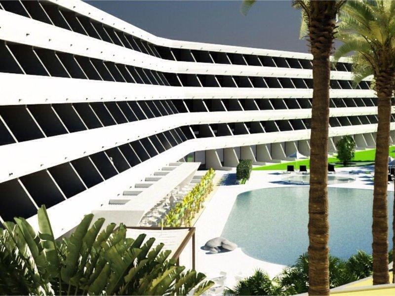Gran Canaria, Santa Monica Suites Hotel vom 2016-08-17 bis 2016-08-24, für 856,- Euro p.P.