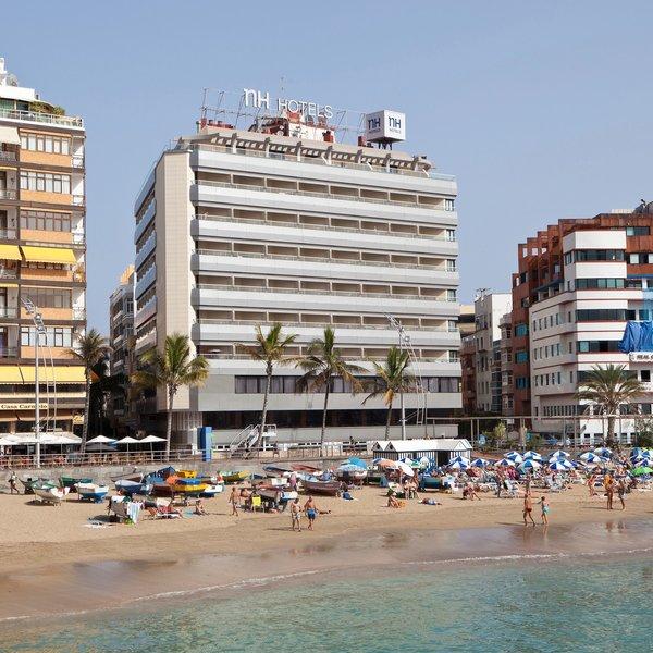 Gran Canaria, NH Imperial Playa vom 2016-09-02 bis 2016-09-09, für 648,- Euro p.P.