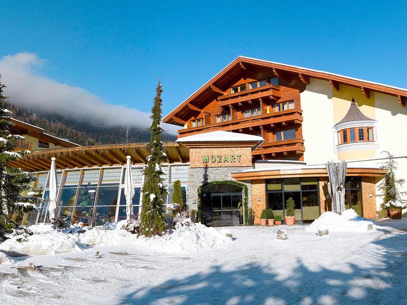 Tirol, Hotel Mozart-Vital vom 2016-12-16 bis 2016-12-20, für 269,- Euro p.P.