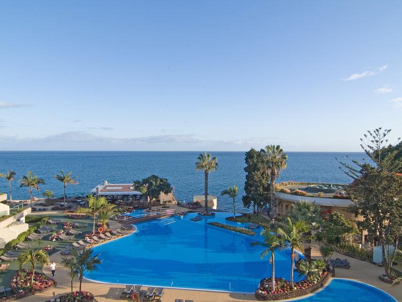 Madeira und Porto Santo, Pestana Carlton Madeira Premium Ocean Resort vom 2016-09-29 bis 2016-10-06, für 561,- Euro p.P.