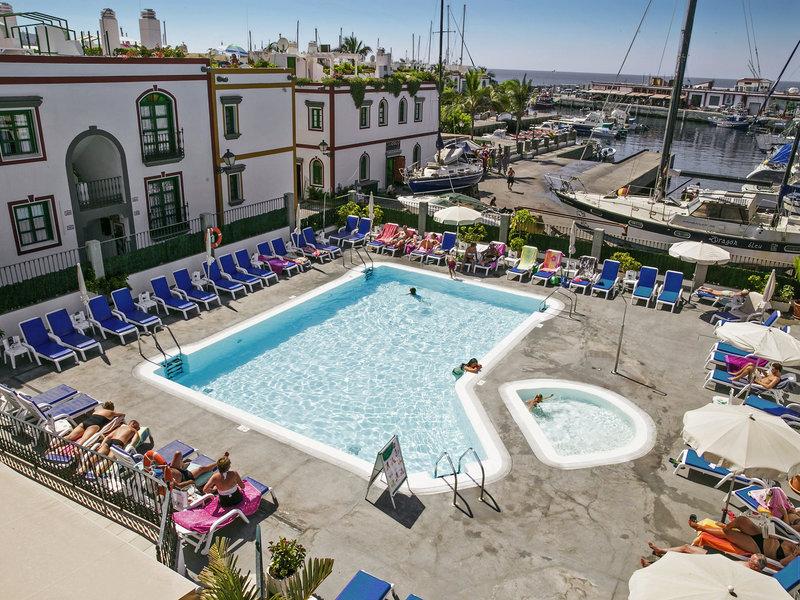 Gran Canaria, Appartements THe Puerto de Mogan vom 2016-09-07 bis 2016-09-14, für 493,- Euro p.P.