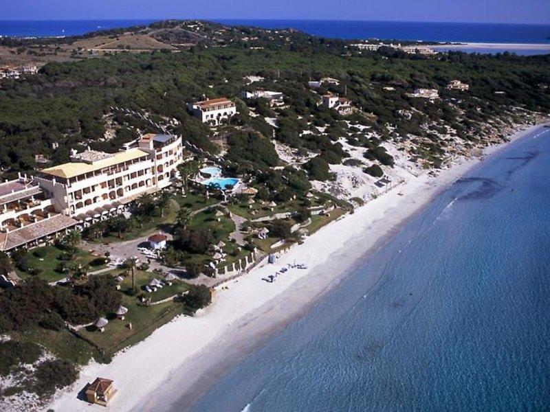 Villasimius, Hotel Stella Maris vom 2016-10-20 bis 2016-10-27, für 1077,- Euro p.P.