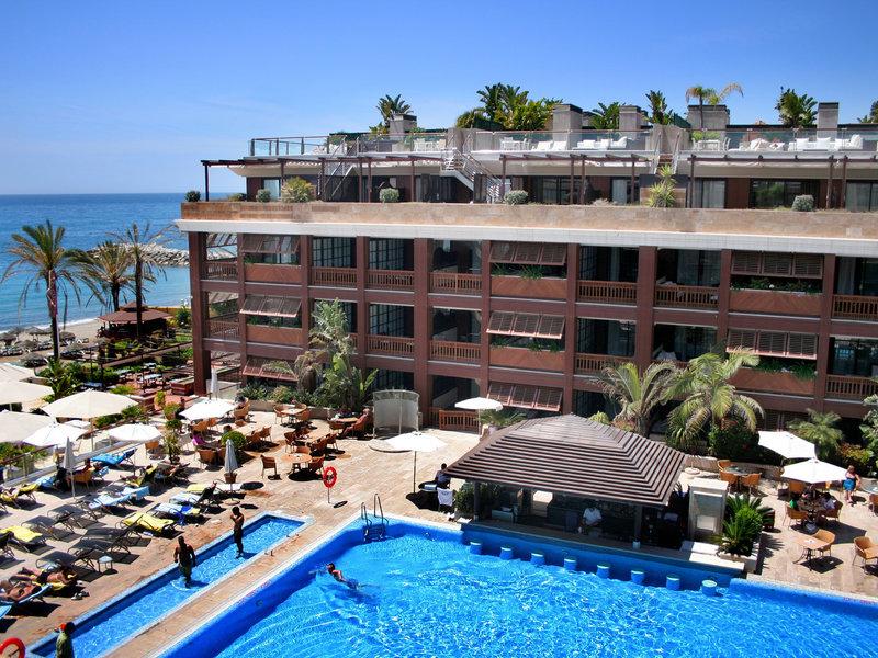 Costa del Sol, Gran Hotel Guadalpin Banus vom 2016-10-17 bis 2016-10-24, für 1017,- Euro p.P.