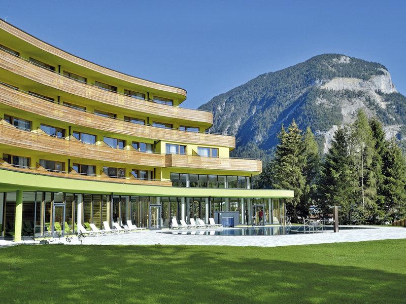 Neu in Tirol, DAS SIEBEN Gesundheitsresort vom 2016-11-12 bis 2016-11-19, für 805,- Euro p.P.