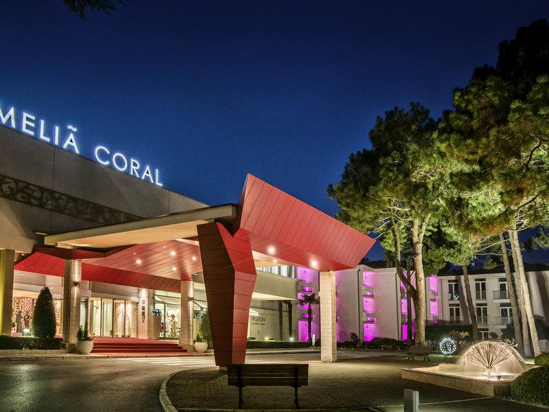 Istrien -      nur Hotel, Hotel Melia Coral vom 2016-10-01 bis 2016-10-08, für 271,- Euro p.P.