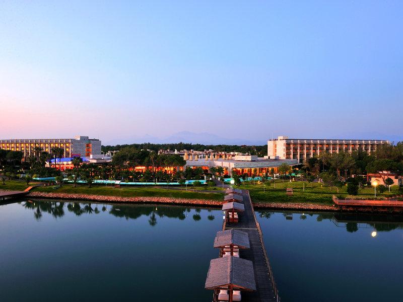Türkische Riviera, Gloria Serenity Resort vom 2016-10-24 bis 2016-10-31, für 852,- Euro p.P.