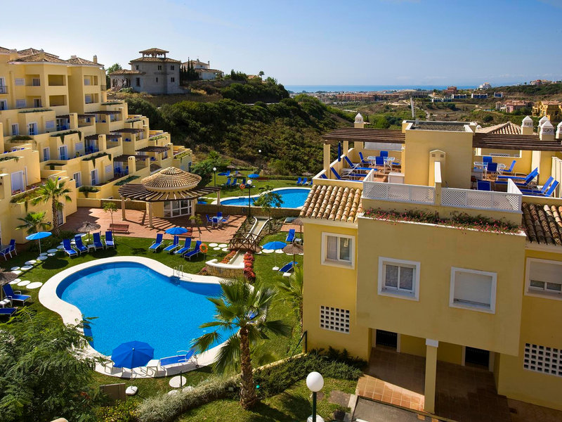 Costa del Sol, Colina del Paraiso vom 2016-05-10 bis 2016-05-17, für 479,- Euro p.P.