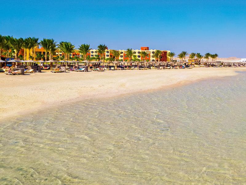 Hurghada, Royal Tulip Beach Resort vom 2016-05-31 bis 2016-06-07, für 593,- Euro p.P.