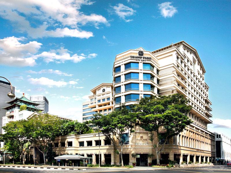 Singapur, Grand Park City Hall vom 2016-06-02 bis 2016-06-09, für 1121.98,- Euro p.P.