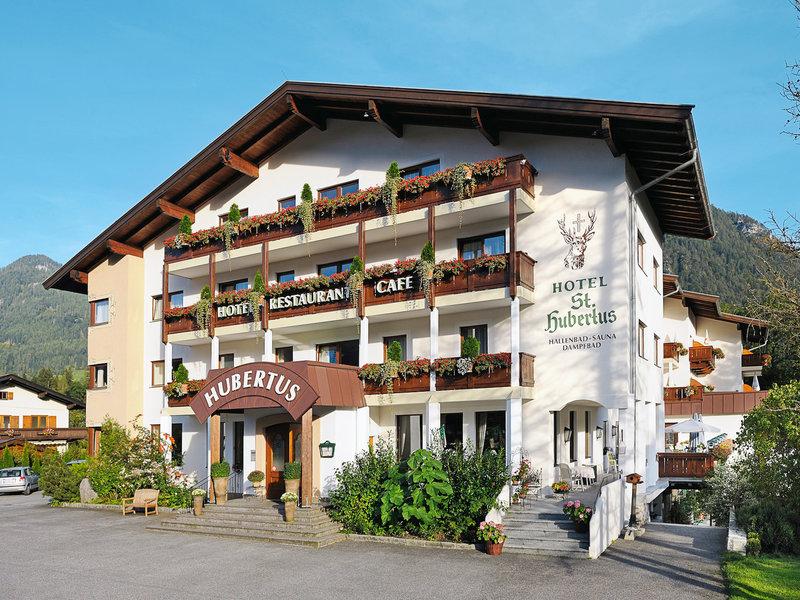 Salzburger Land, Hotel St. Hubertus vom 2016-10-03 bis 2016-10-07, für 216,- Euro p.P.