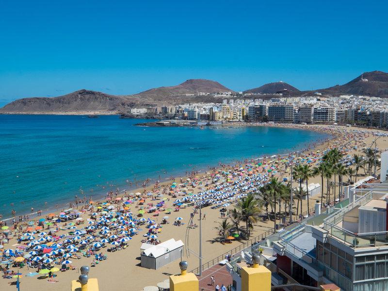 Gran Canaria, Hotel Concorde vom 2016-09-28 bis 2016-10-05, für 568,- Euro p.P.