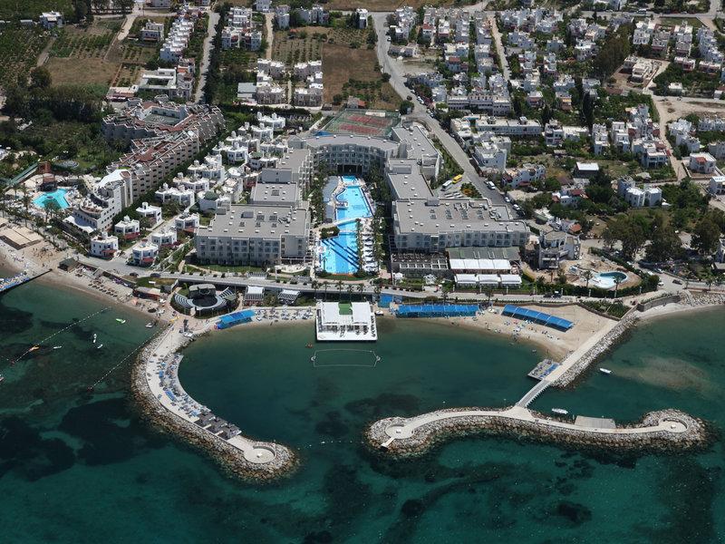 Halbinsel Bodrum, La Blanche vom 2016-06-28 bis 2016-07-05, für 617,- Euro p.P.