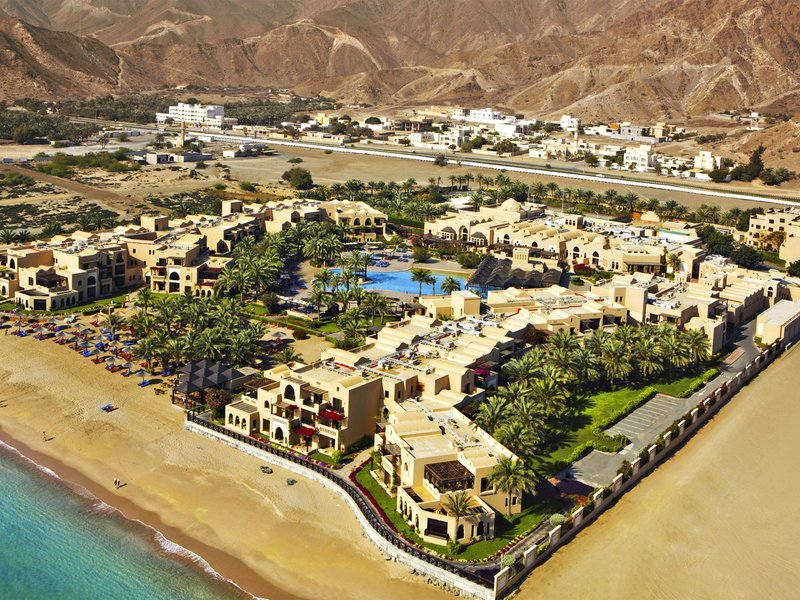 Fujarah, Iberotel Miramar Al Aqah Beach Resort vom 2016-09-22 bis 2016-09-29, für 723,- Euro p.P.