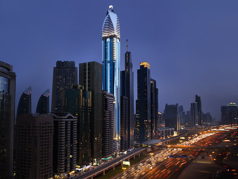 Dubai, Rose Rayhaan by Rotana vom 2016-06-04 bis 2016-06-11, für 764,- Euro p.P.