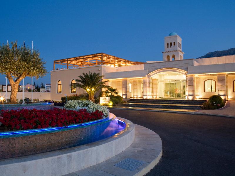 Kreta, Hotel Pilot Beach Resort vom 2016-10-28 bis 2016-11-04, für 599.32,- Euro p.P.