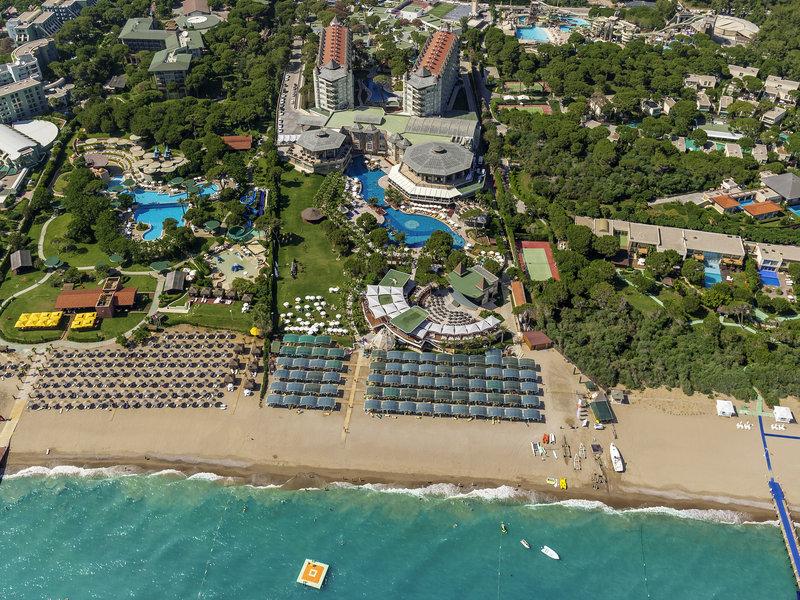 Türkische Riviera, Hotel Papillon Zeugma vom 2016-10-21 bis 2016-10-28, für 469,- Euro p.P.