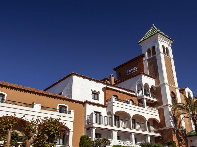 Costa de la Luz, Hotel Barcelo Isla Canela vom 2016-10-12 bis 2016-10-19, für 471,- Euro p.P.