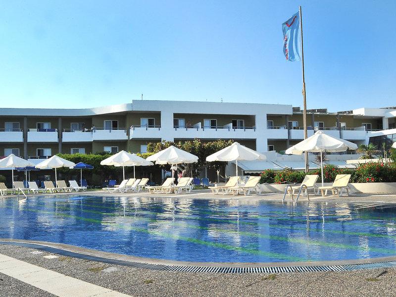 Kos, Hotel Kos Palace vom 2016-07-02 bis 2016-07-09, für 528,- Euro p.P.