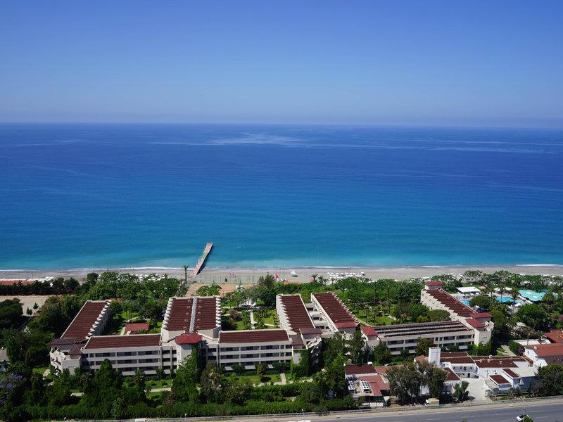 Türkische Riviera, Alantur Hotel vom 2016-10-21 bis 2016-10-28, für 385,- Euro p.P.