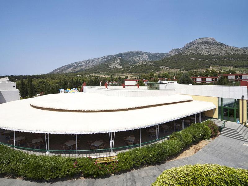 Dalmatien  -    nur Hotel, Bluesun Hotel Bonaca vom 2016-10-03 bis 2016-10-10, für 248,- Euro p.P.