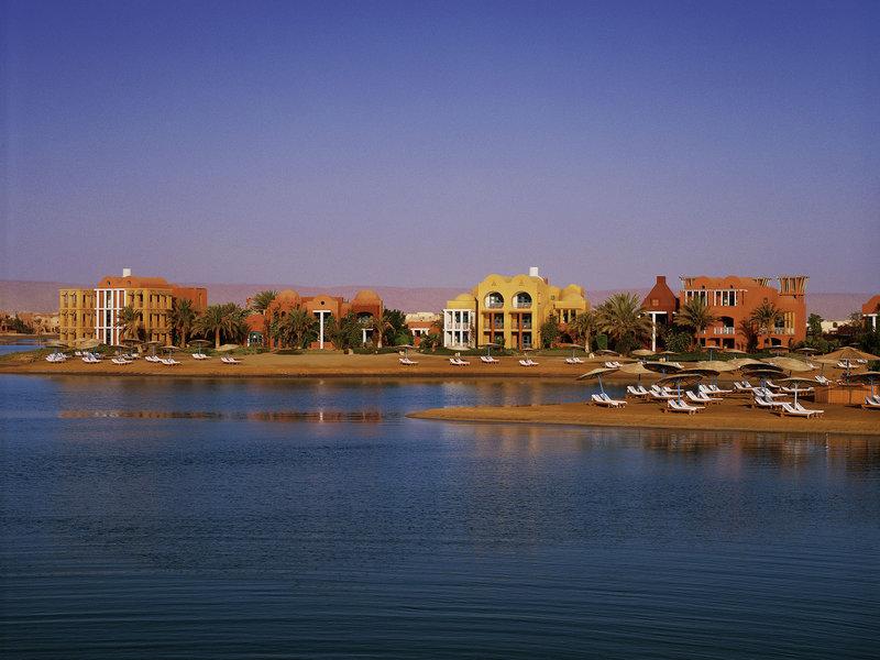 Rotes Meer, Sheraton Miramar Resort vom 2016-08-19 bis 2016-08-26, für 737,- Euro p.P.