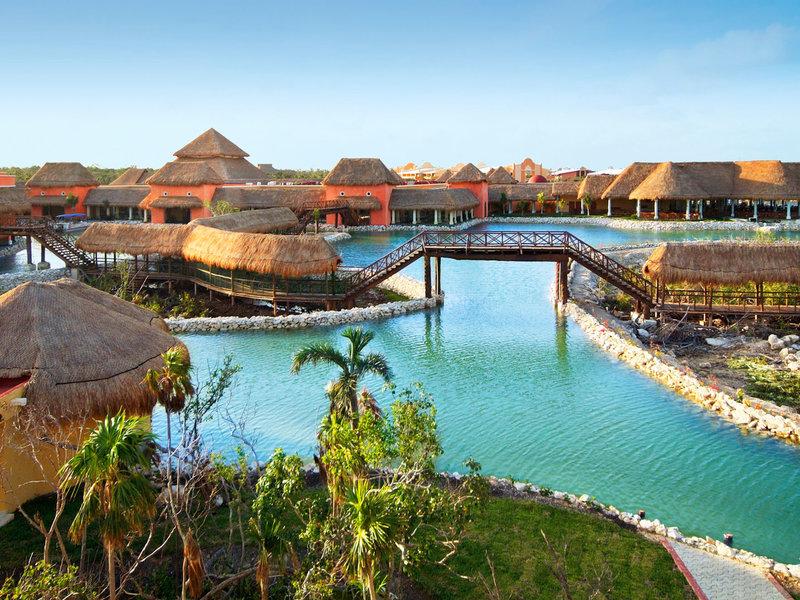 Riviera Maya & Insel Cozumel, Grand Palladium White Sand Resort Spa vom 2016-09-14 bis 2016-09-21, für 1209,- Euro p.P.