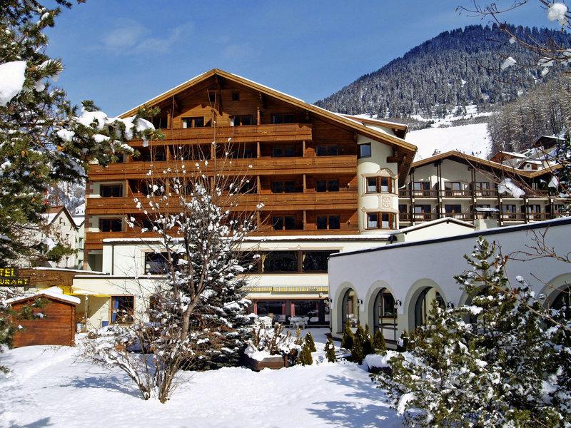 Nauders, Hotel Tirolerhof vom 2016-03-05 bis 2016-03-08, für 256,- Euro p.P.