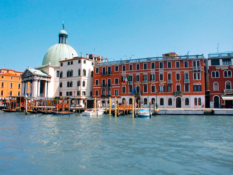 Hotel + Flug, Hotel Carlton on the Grand Canal vom 2016-10-11 bis 2016-10-12, für 267,- Euro p.P.