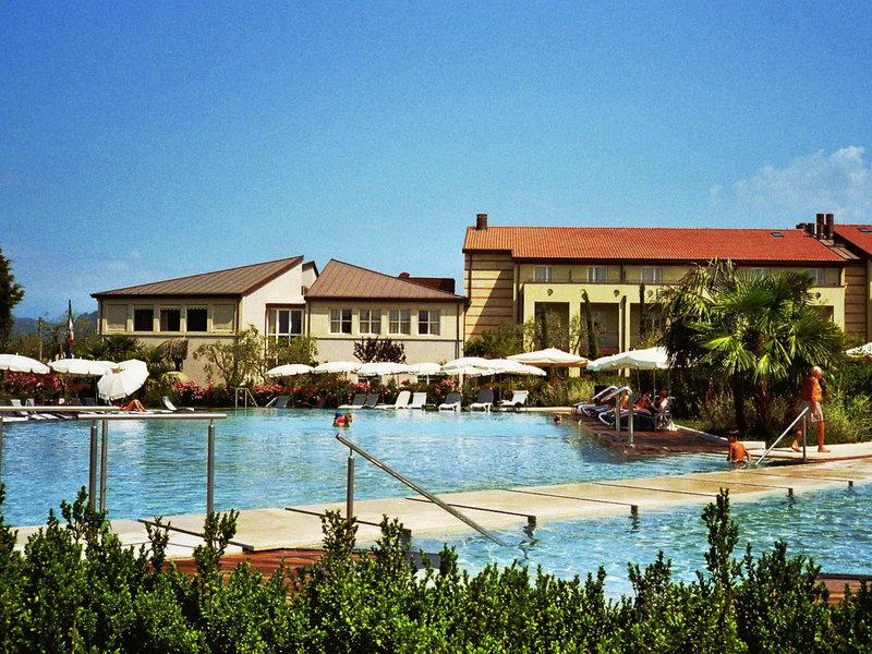 Gardasee, Hotel Caesius Thermae Spa Resort vom 2016-09-14 bis 2016-09-17, für 372,- Euro p.P.