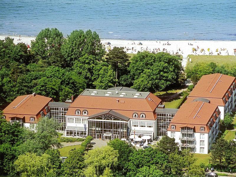 Ostseeküste, Seehotel Großherzog von Mecklenburg vom 2016-06-12 bis 2016-06-15, für 222,- Euro p.P.