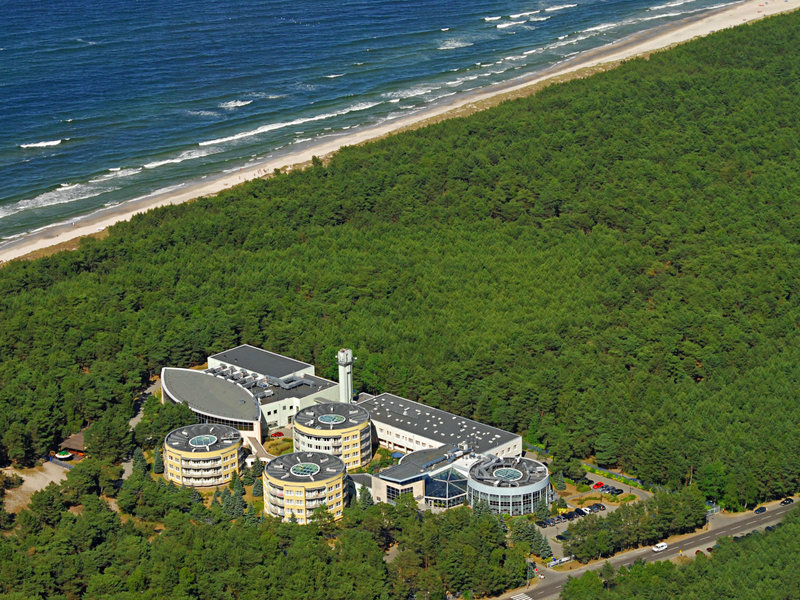 Polnische Ostsee, Hotel Senator vom 2016-06-18 bis 2016-06-23, für 235,- Euro p.P.