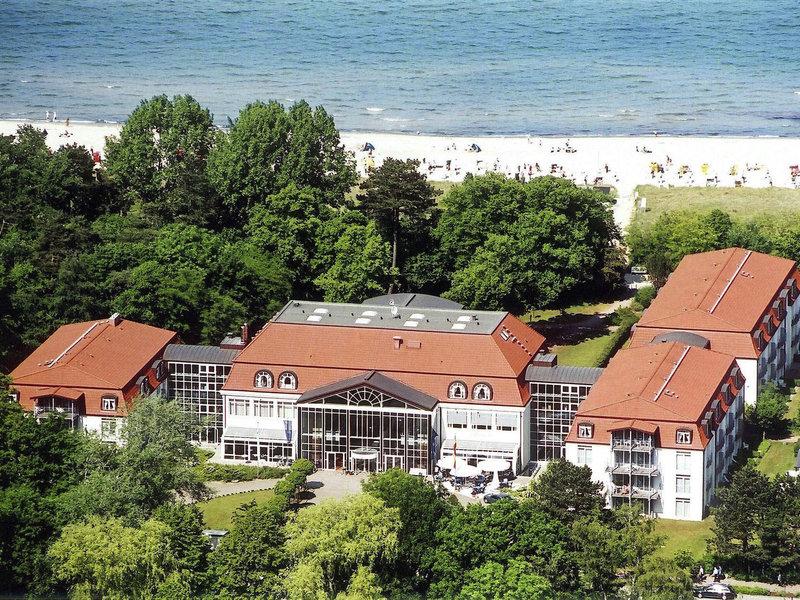 Ostseeküste, Seehotel Großherzog von Mecklenburg vom 2016-10-09 bis 2016-10-16, für 373,- Euro p.P.