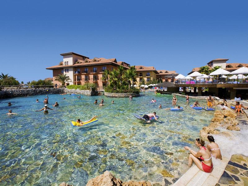 Türkische Riviera, Club Grand Aqua vom 2016-05-27 bis 2016-06-03, für 470,- Euro p.P.