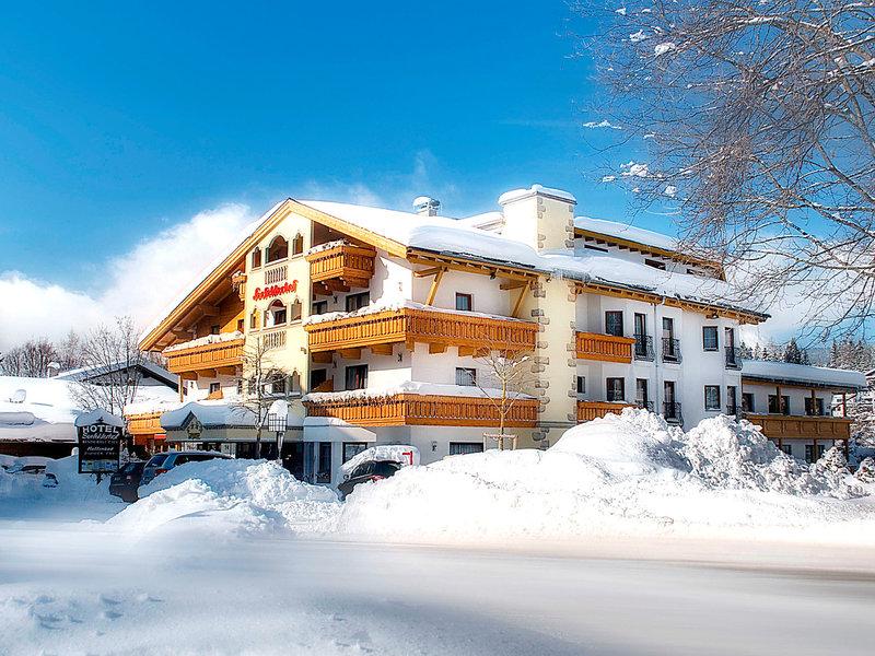 Seefeld, Hotel Seefelder Hof vom 2016-02-27 bis 2016-03-05, für 446,- Euro p.P.