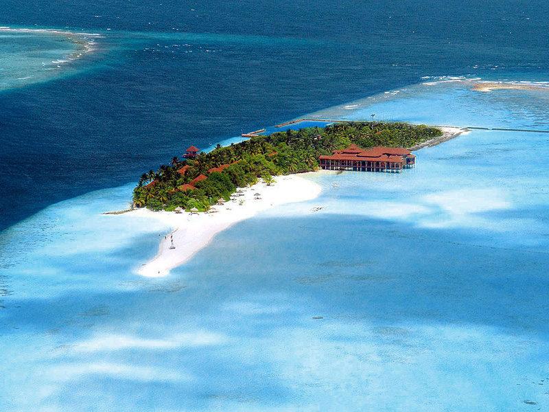 Ari Atoll, Ranveli Island Resort vom 2016-09-21 bis 2016-09-28, für 1389,- Euro p.P.